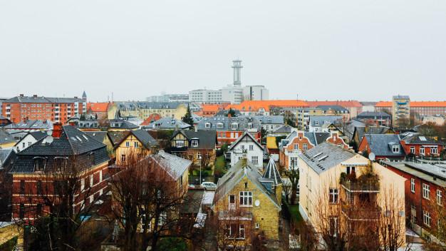 billede af københavn