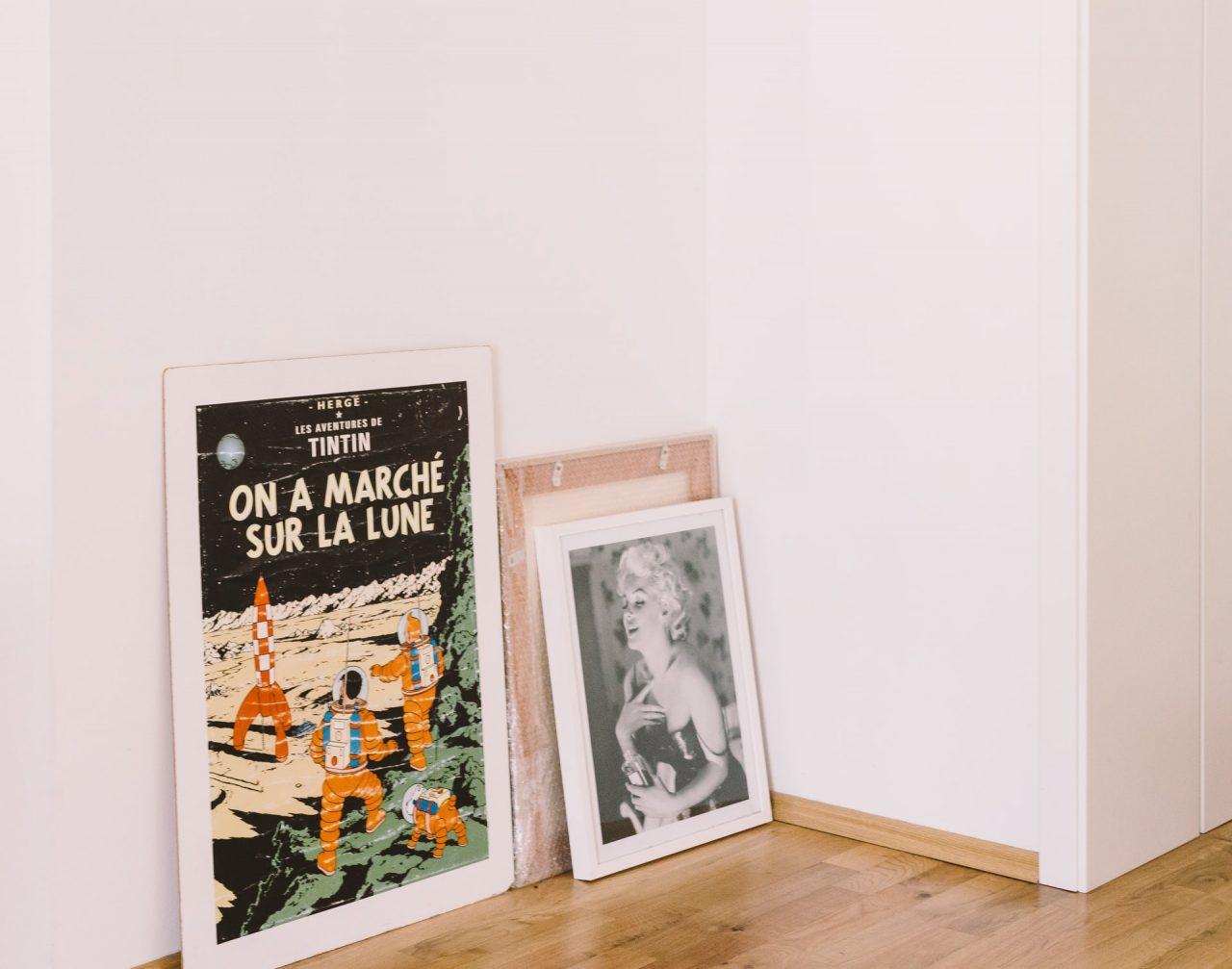 Plakatrammer